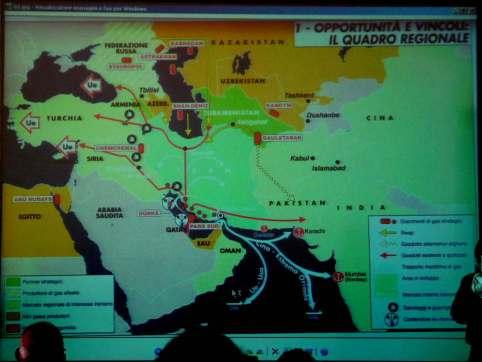 Mapa por el Petróleo