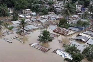 Huracan Noel en República Dominicana