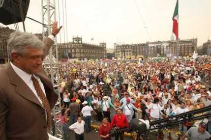 Discurso de López Obrador el 29 de junio de 2008