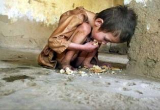 Hambre; una vergüenza para la humanidad