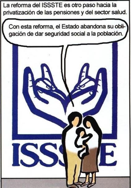 No es inconstitucional la reforma a la ley del ISSSTE