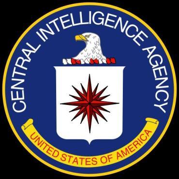 Agencia Centra de Inteligencia (CIA) Estados Unidos