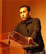 Thierry Meyssan, fundador del sitio Red Voltaire (Voltaire Net .Org)
