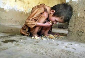 desnutrición infantil en Latinoamérica