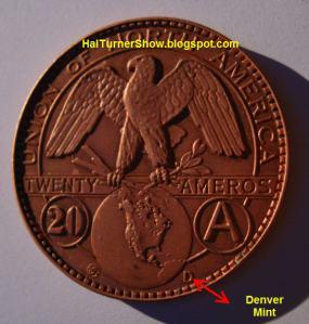 Amero, la moneda que remplazará a las actuales monedas de USA, Canada y México