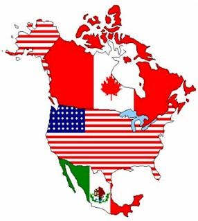 riqueza para unos cuantos, pobreza en Norte América