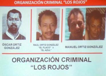 Nelson Vargas señaló a la banda Los Rojos, a la que presuntamente pertenece su ex chofer Oscar Ortiz, como responsable del secuestro de su hija Silvia Vargas. Notimex
