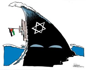 Alimentos a Gaza (Gervasio Umpiérrez)