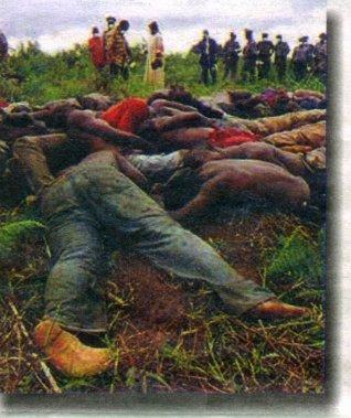 Genocidios en África