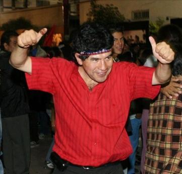 """Rafael Acosta """"Juanito"""" o podría ser en adelante """"El traidorcito"""""""