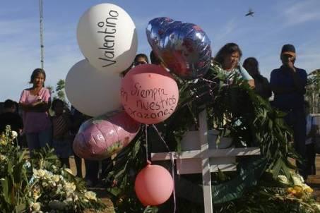 Recordando a los niños asesinados por los neoloberales