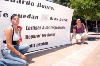 Te quedan pocos días Eduardo Bours para reparar daños,castigar a culpables y pedir perdón