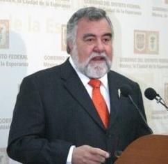 Alejandro Encinas, PRD