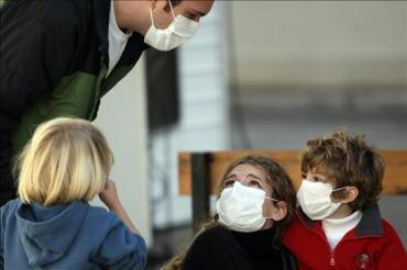 panico gripe a