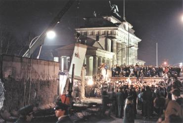 Caida Muro de Berlin