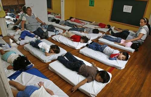 Centros preescolares: 10% sin bau00f1os, 19% con bau00f1os pero sin agua ...