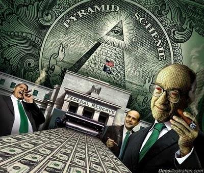 Caricatura del Grup Bilderberg