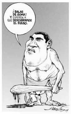 La Jornada. Cartón de Hernández