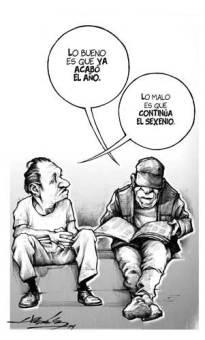 Nuevas decembrinas (Cartón de Hernández)