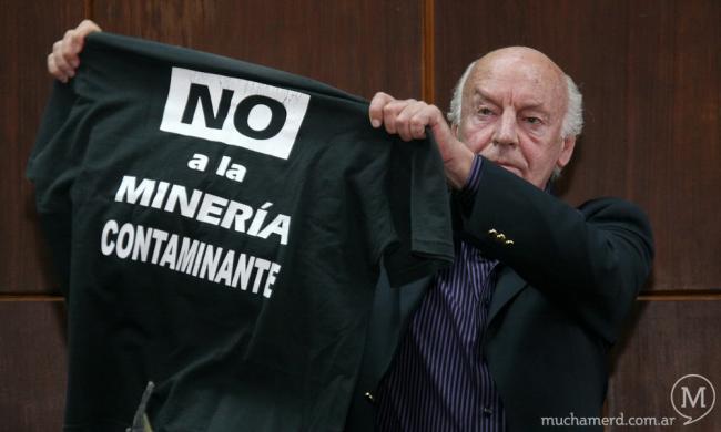 Ed Galeano no-mineria