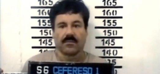 ¿Hay alguna diferencia que esté en la cárcel o fuera de ella? El problema de México no es ese.