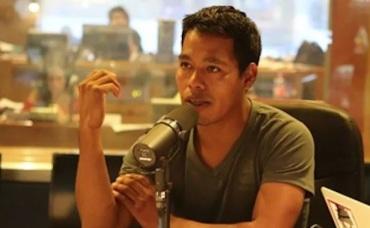 Omar García, estudiante y sobreviviente de Ayotzinapa