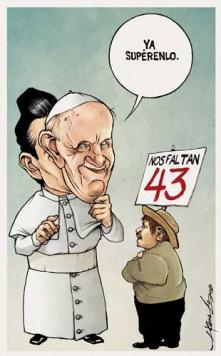 AMÉN Cartón Hernández (Diario La Jornada)