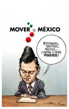 Cumpliendo promesas. Cartón de Hernández (La Jornada)